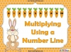 Multiplying Using a Number Line - Year 1 (slide 1/27)