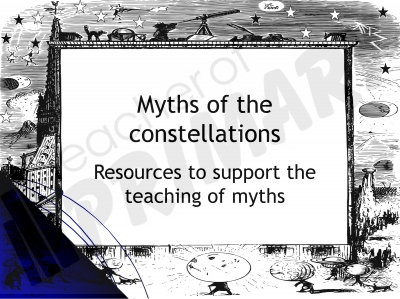 Myths of the Constellations