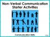Non verbal Communication Starter Activities