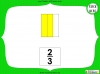 Non-Unit Fractions - Year 2 (slide 12/49)