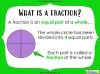 Non-Unit Fractions - Year 2 (slide 2/49)