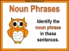 Noun Phrases (slide 6/23)