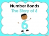 Number Bonds - The Story of 6 - Year 1 (slide 1/42)