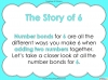 Number Bonds - The Story of 6 - Year 1 (slide 5/42)