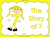 Number Bonds - The Story of 7 - Year 1 (slide 37/47)