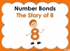 Number Bonds - The Story of 8 - Year 1