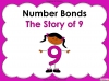 Number Bonds - The Story of 9 - Year 1