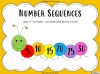 Number Sequences - Year 2 (slide 1/22)