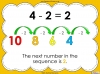 Number Sequences - Year 2 (slide 8/22)