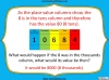 Number and Place Value - Year 5 (slide 21/59)