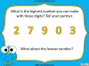Number and Place Value - Year 5 (slide 22/59)