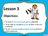 Number and Place Value - Year 5 (slide 30/59)
