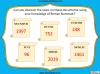 Number and Place Value - Year 5 (slide 38/59)