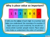 Number and Place Value - Year 5 (slide 4/59)