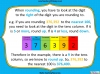 Number and Place Value - Year 5 (slide 49/59)