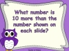 Numbers to 120 (slide 39/44)