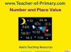 Numbers up to 3 Decimal Places - Year 6 (slide 1/25)