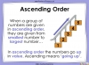 Ordering Numbers up to 1000 - Year 3 (slide 12/34)