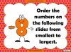 Ordering Positive and Negative Numbers (slide 2/14)