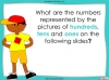 Place Value - Hundreds, Tens and Ones - Year 3 (slide 24/53)