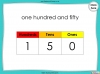 Place Value - Hundreds, Tens and Ones - Year 3 (slide 50/53)