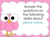 Place Value - Year 3 (slide 23/37)