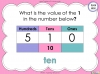 Place Value - Year 3 (slide 31/37)