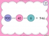 Place Value - Year 3 (slide 45/58)
