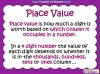 Place Value - Year 4 (slide 10/59)