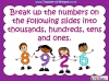 Place Value - Year 4 (slide 12/59)