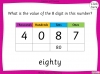 Place Value - Year 4 (slide 31/59)