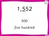 Place Value - Year 4 (slide 37/59)