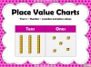 Place Value Charts - Year 2 (slide 1/44)