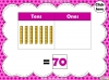 Place Value Charts - Year 2 (slide 10/44)