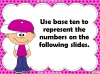 Place Value Charts - Year 2 (slide 19/44)
