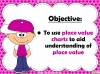 Place Value Charts - Year 2 (slide 2/44)