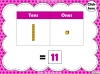 Place Value Charts - Year 2 (slide 24/44)
