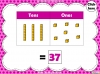 Place Value Charts - Year 2 (slide 25/44)