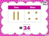 Place Value Charts - Year 2 (slide 26/44)