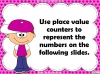 Place Value Charts - Year 2 (slide 27/44)
