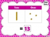 Place Value Charts - Year 2 (slide 5/44)