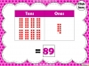 Place Value Charts - Year 2 (slide 8/44)