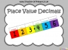 Place Value Decimals (slide 1/65)