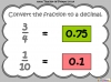 Place Value Decimals (slide 47/65)