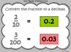 Place Value Decimals (slide 49/65)