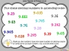 Place Value Decimals (slide 61/65)