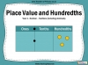 Place Value and Hundredths - Year 4