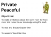 Private Peaceful by Michael Morpurgo (slide 3/99)