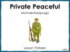 Private Peaceful by Michael Morpurgo (slide 93/99)