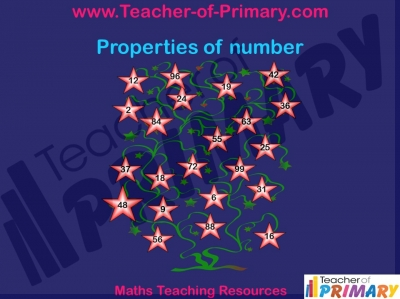Properties of Number Year 5